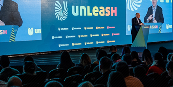 Three Things Uncovered at the UNLEASH Conference & Expo in London