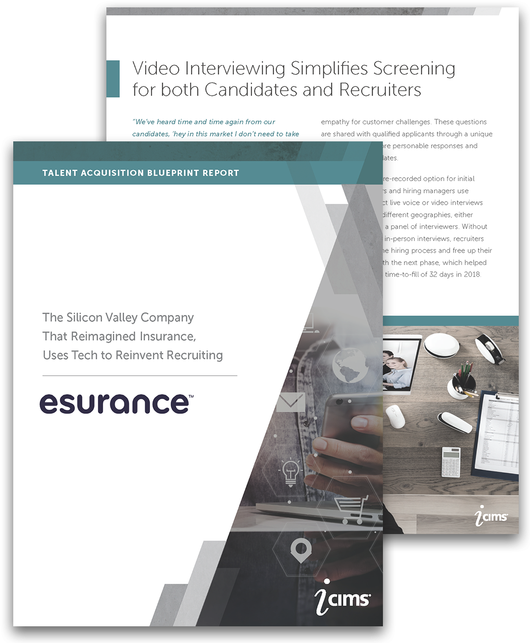 Esurance Talent Acquisition Blueprint Report