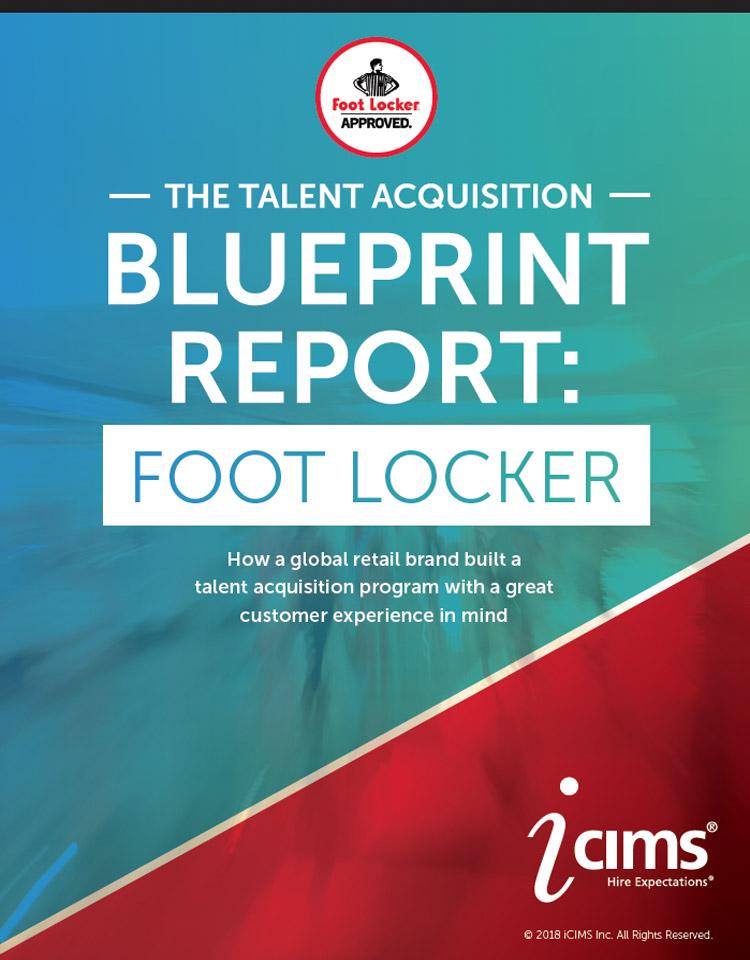 Foot Locker Talent Acquisition Blueprint Report