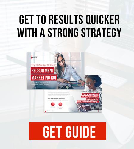 definitive guide to recruitment marketing cta