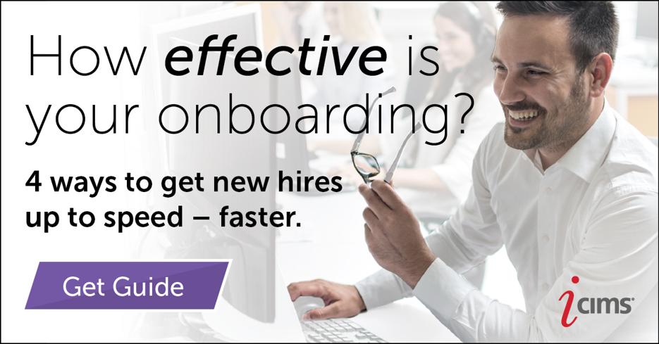 Effective onboarding best practices